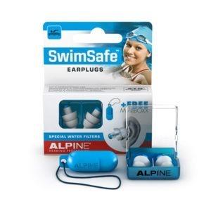 Alpine SwimSafe Earplugs