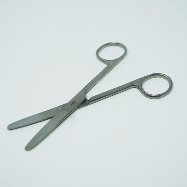 blunt end scissors