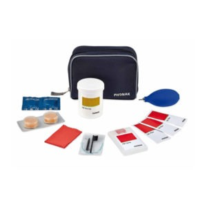 C&C Hearing Aid Cleaning & Maintenance Kit 1