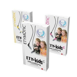 ETY Kids Sound Limiting Earphones