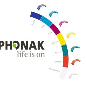 Phonak Coloured Ear Hooks