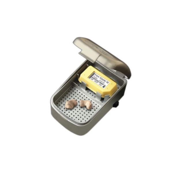 Zephyr hearing aid dryer