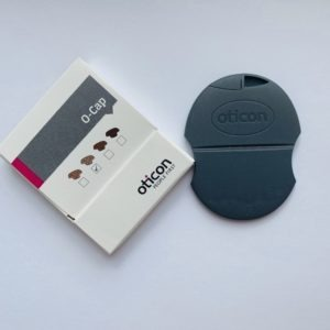 Oticon O-Cap Microphone Cover for Hearing Aids