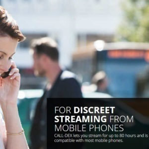 Widex CALL-DEX – Mobile Phone Streamer