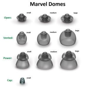 Phonak Marvel/Paradise Domes