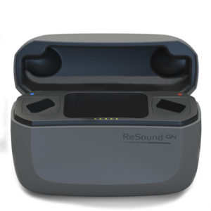 GN ReSound LiNX Quattro Charging Case