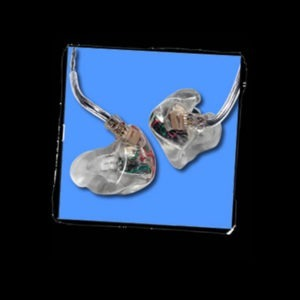 Custom Made Classic In Ear Micro Monitors For Musicians