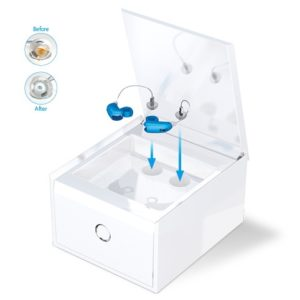 PerfectClean Hearing Aid Cleaning System