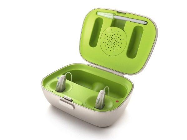 Phonak Marvel Charger Case Combi for Marvel Aids