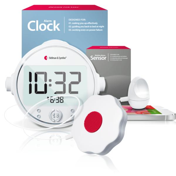 Bellman & Symfon Alarm clock Pro Plus