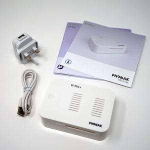 Phonak D-Dry+ Box