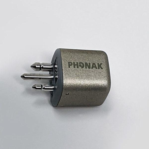 Phonak reciever side view