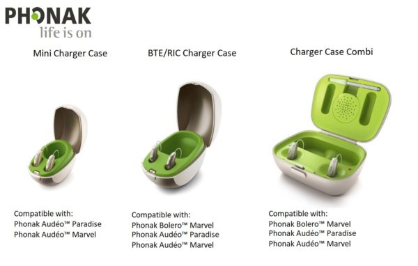 Phonak Chargers