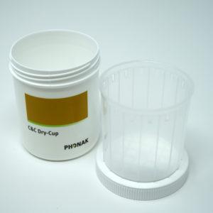Phonak C&C Dry Cup, Drying Beaker