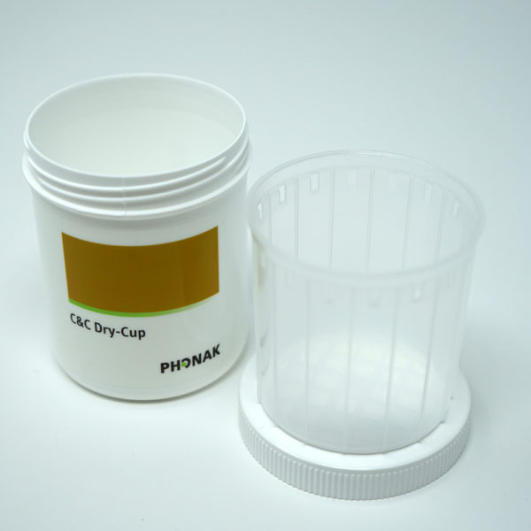 dry cup