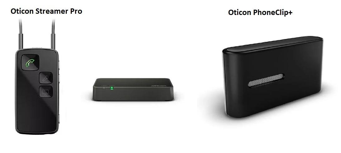 oticon streamers