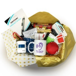 Hearing Aid Accessories Premium Gift Box