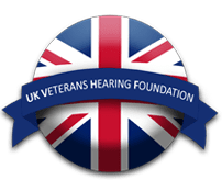 UK Veterans Hearing Foundation - Friends of the foundation logo