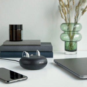 Oticon Charger 1.0 – for Oticon More, OPN & Ruby hearing aids