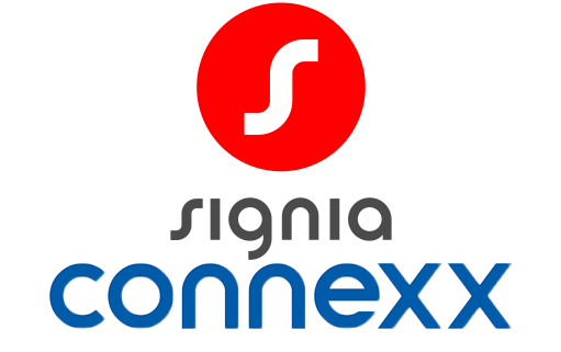 Signia and Connexx Logo